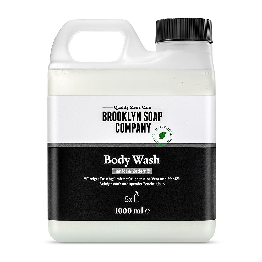 Body Wash Refill (1L)