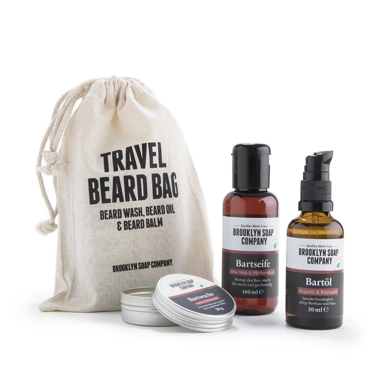 Beard Bag Travel