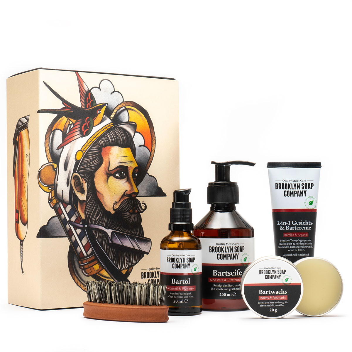 Ultimate Beard Box