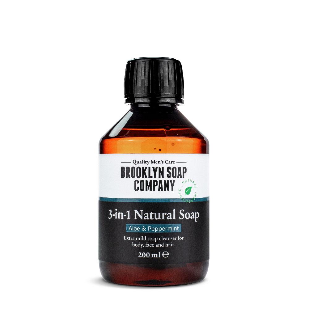 3-in-1 Natural Soap