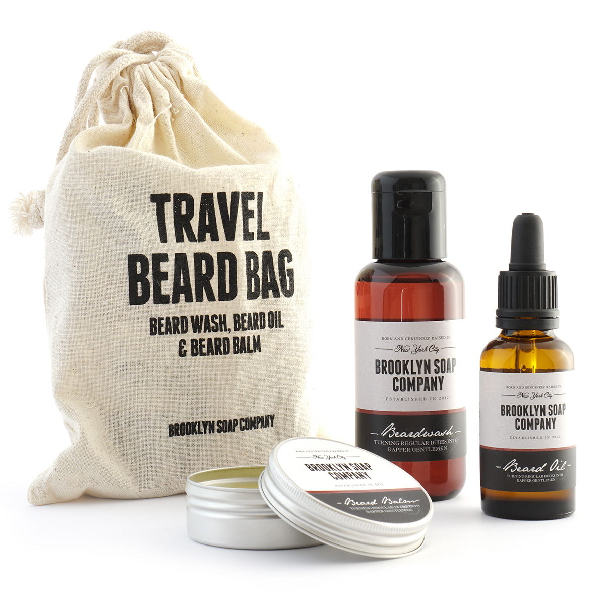 Beard Bag Travel