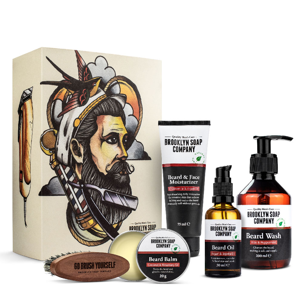 Ultimate Beard Box