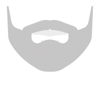Beard Academy Bartstyles Icon 3 Tage Bart