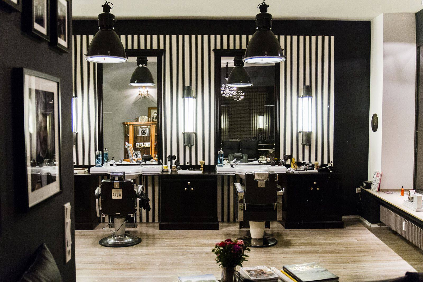 captain s barber shop brooklyn soap company. Black Bedroom Furniture Sets. Home Design Ideas