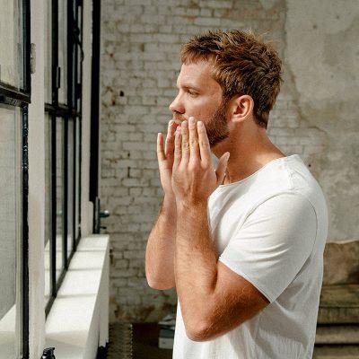 Bartpflege-Routine: Anwendung Bart Softener, Bart weicher machen