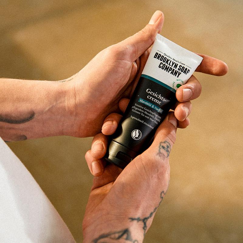 Brooklyn Soap Company – Gesichtscreme