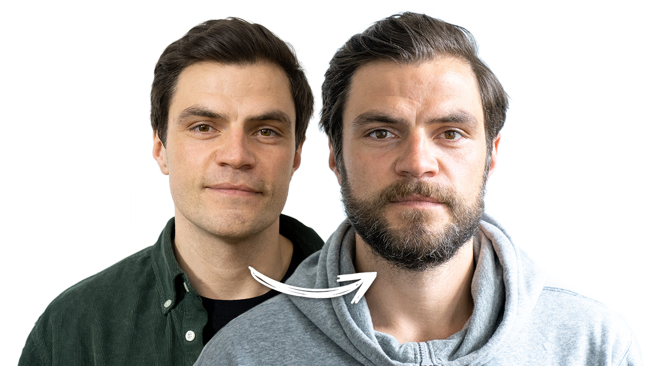 Bekommen mehr bart Den Bart